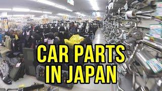 Car Parts Shopping in JAPAN! + Work Wheels Arrive!   VLOG