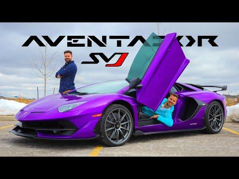 Lamborghini Aventador SVJ Review // A $680000 Monster On Wheels