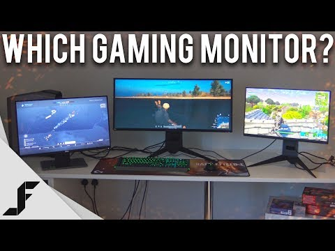Which Gaming Monitor?