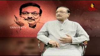Yandamuri Veerendranath Controversy With Mega Star Chiranjeevi  Vanitha TV