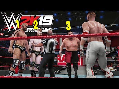 ΤΟ ΠΙΟ ΔΥΣΚΟΛΟ MATCH ΠΟΥ ΕΚΑΝΑ ΠΟΤΕ | WWE 2K19 #23