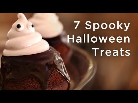 7 Spooky Halloween Treats