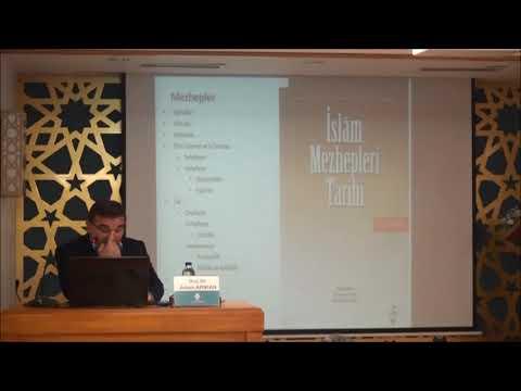 Doç.Dr. Adem ARIKAN - Mezheplerin Coğrafi Dağılımı ve Nüfus Oranları