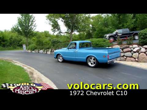 1972 Chevrolet C10 for Sale - CC-1020046
