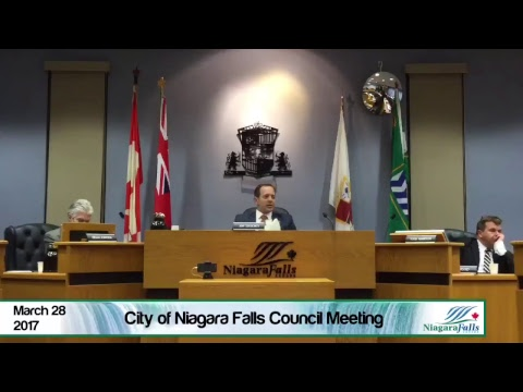 March 28, 2017 City Council Live Streaming