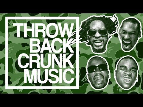 Best of Dirty South Hip Hop Crunk Mix Part 1  2000's Classic Old SchoolClub Turn Up Twerk Mixtape