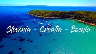 Slovenia   Croatia   Bosnia
