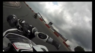 Vidéo GoPro : Ledenon 2013  Yamaha R6 vs R1 par Tenia05