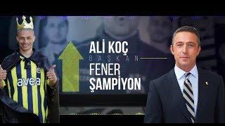 Moskape   Ali Koç  Başkan Şarkısı Tamam Tamam 2018 [ Prod. Tolga Menteş & Mosenu ]