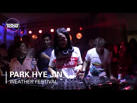 Park Hye Jin | Boiler Room x Weather LSM