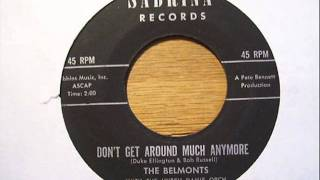 Don't Get Around Much Anymore  The Belmonts 1961 Sabina 501