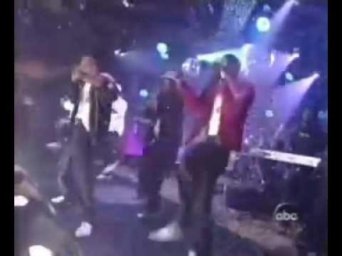 New Edition debuts Hot 2 Nite Live 2004