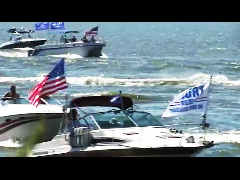 Matt Lech's Eyewitness Report On Trump's Beautiful Boaters