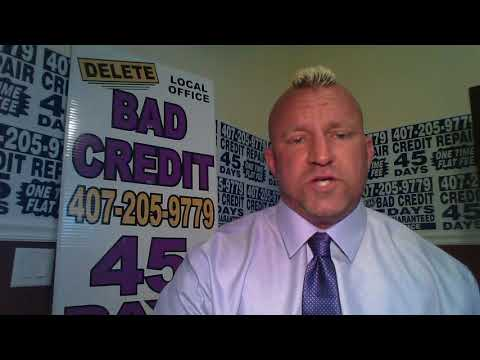 Is Credit Repair A Scam?