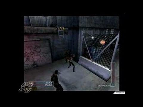 Dark Angel Playstation 2