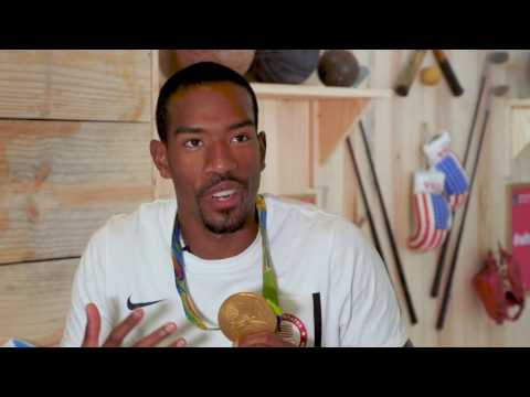Christian Taylor Speaks About His Mental Game In Rio
