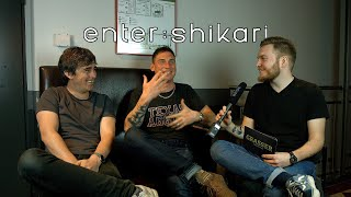 INTERVIEW • Enter Shikari: New Single, Brexit Disaster And A Farewell To Sparky!
