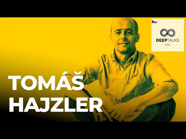DEEP TALKS 89: Tomáš Hajzler – Jak najít spokojenost v práci?
