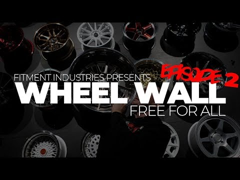 Wheel Wall Free For All | Episode 2