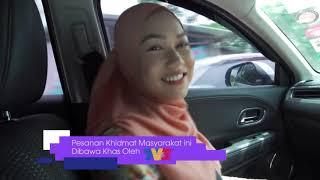 Ashraf Muslim & Raysha Rizrose  Jangan Menggunakan Telefon Bimbit semasa memandu