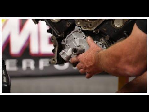 Ford Modular Engine Oil pump installation tips