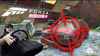 Forza Horizon 4 — ОХОТА на легендарные раритеты!
