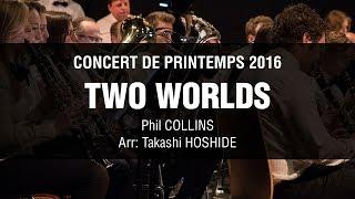 Two Worlds - Tarzan live orchestra - Takashi Hoshide