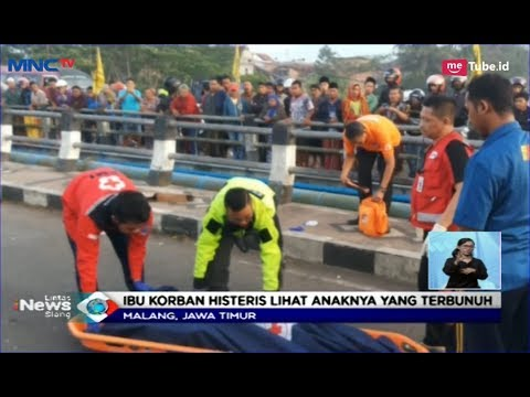 Warga Malang Dihebohkan Penemuan Jasad Remaja di Jembatan dengan Dua Luka Tusuk - LIS 02/04