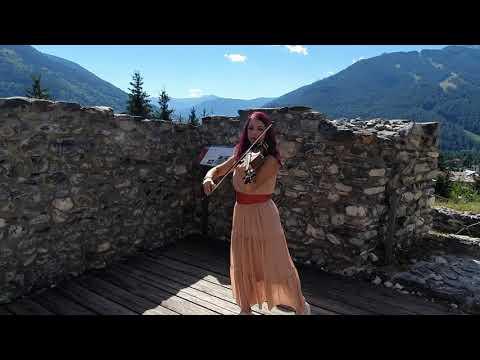 Motoviolinista Violino elettrico e acustico Borgomanero Musiqua