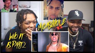 EPIC 🔥😱 mcashhole - WHO IT IS 2 (ft. 6IX9INE, XXXTENTACION, MIGOS, LIL PUMP + 8 more|FVO REACTION