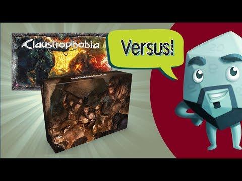 Claustrophobia Comparison - with Zee Garcia