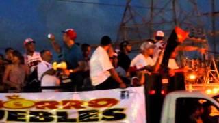 preview picture of video 'Gran Caravana de los Leones de Ponce!'