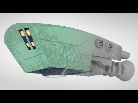 Cinema 4D Tutorial – Intro to UV Mapping with Bodypaint