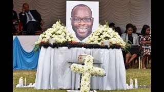 Court stops Ken Okoth's burial - VIDEO