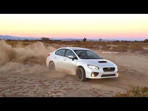2015 Subaru WRX Review - Kelley Blue Book