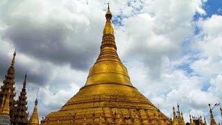 Shwedagon Pagoda - Origin Myth