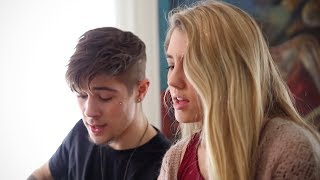 Say Something   Cover With Liam Horne