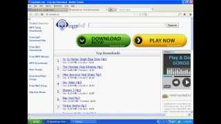 How To Download Songs Fast And  Using  Mp3skull