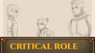 Critical Role:Apologize For Traumatizing A Child Animatic