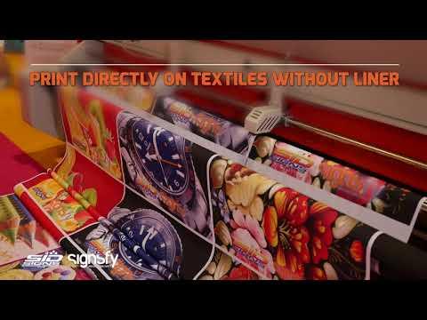 SID ARTEMISA, Impresora textil de sublimación