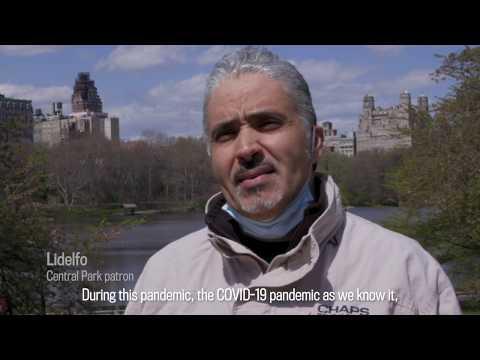 #MyCentralPark: Lidelfo's Testimonial