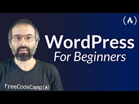 How To Make a Website With WordPress - 2021 (Beginners Tutorial)