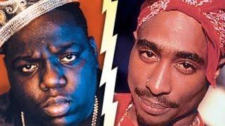 Tupac vs Biggie - Historia Completa