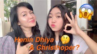 (REACTION) Hanin Dhiya X Christopher   Heartbeat   KEREN BANGET!!!