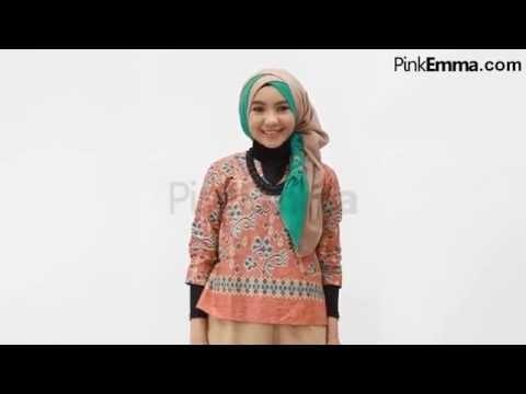 Video Tutorial Hijab Wisuda