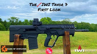 The IWI Tavor 7 First Look