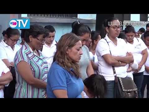Jornada de oración por la paz se mantiene en Matagalpa