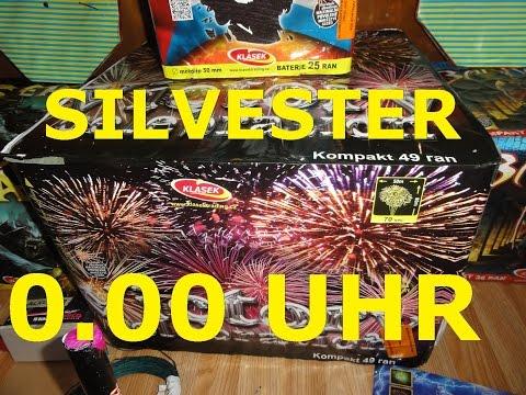 Riesen Batterie an Silvester 0.00 UHR VICTORY CELEBRATION 63mm KAT4