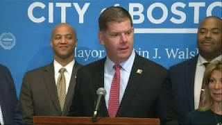 Boston Mayor: Boston doesn