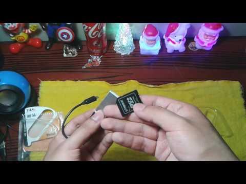 Adaptador usb para tarjetas sd -mini sd-micro sd